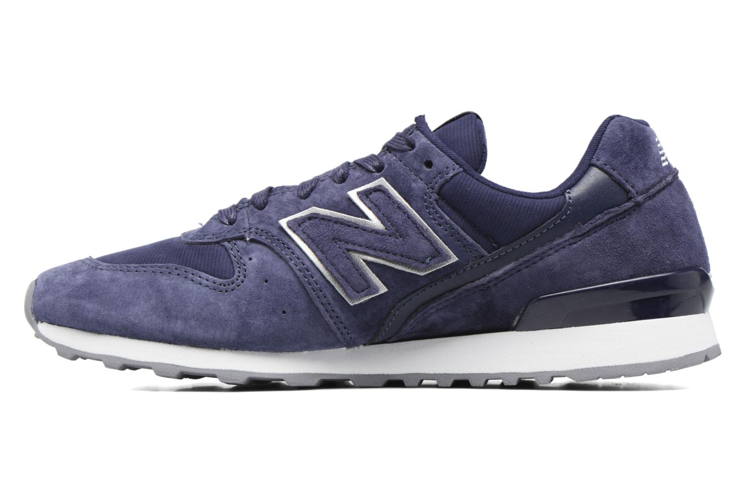 Trainers New Balance WR996 Purple front view