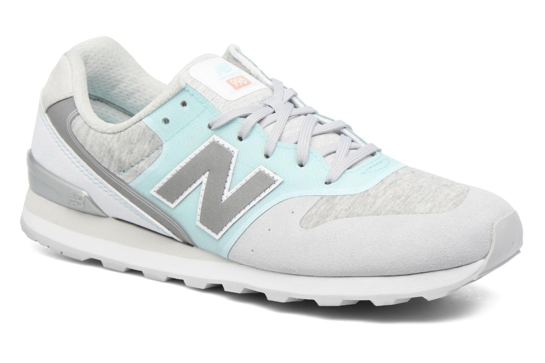 Grandes descuentos últimos zapatos New Balance WR996 (Gris) - Deportivas Descuento