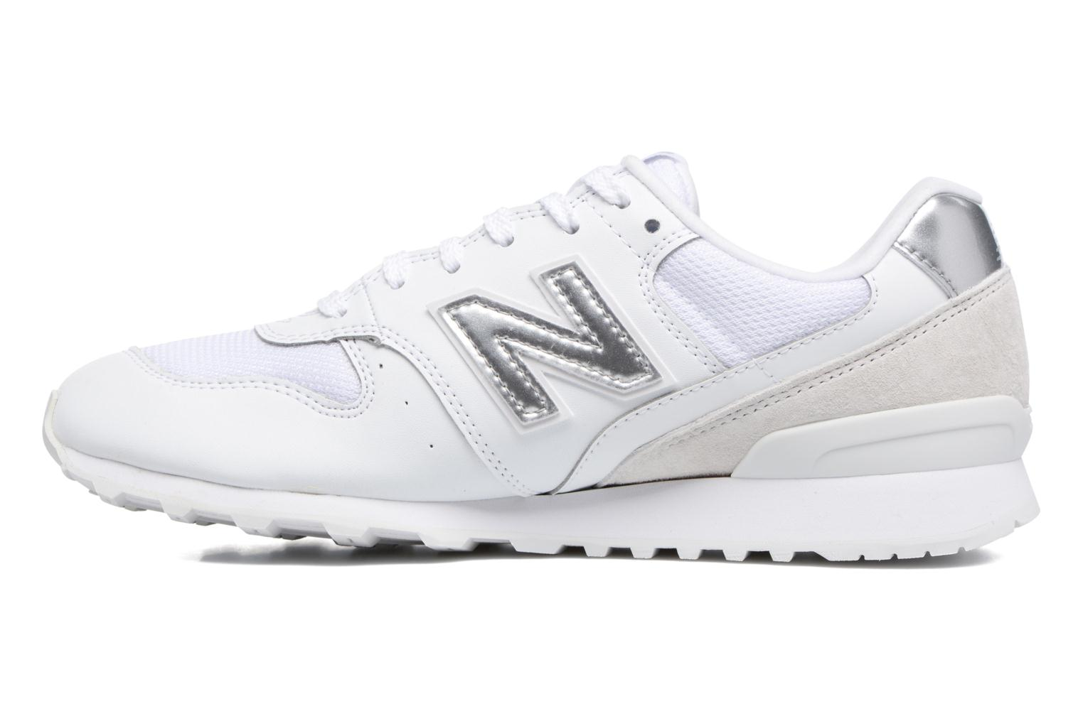 Sneakers New Balance WR996 Wit voorkant