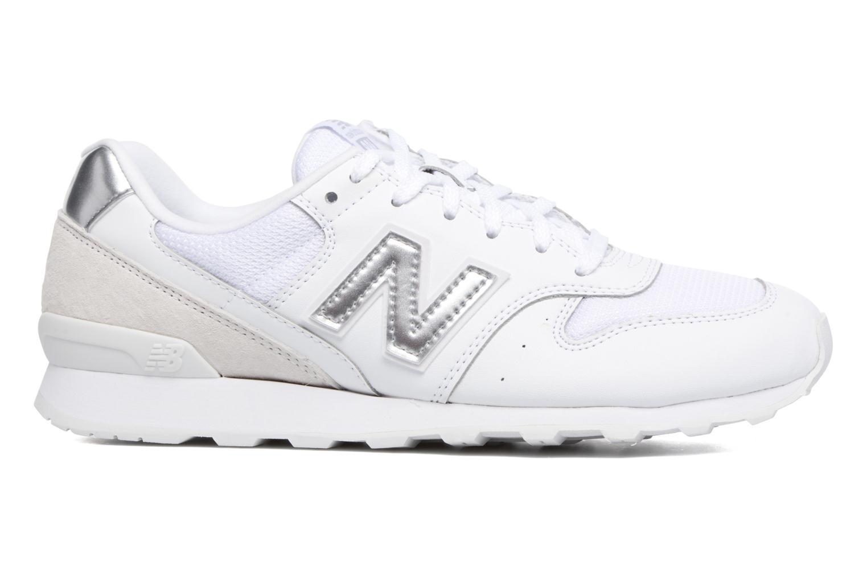 Sneaker New Balance WR996 weiß ansicht von hinten