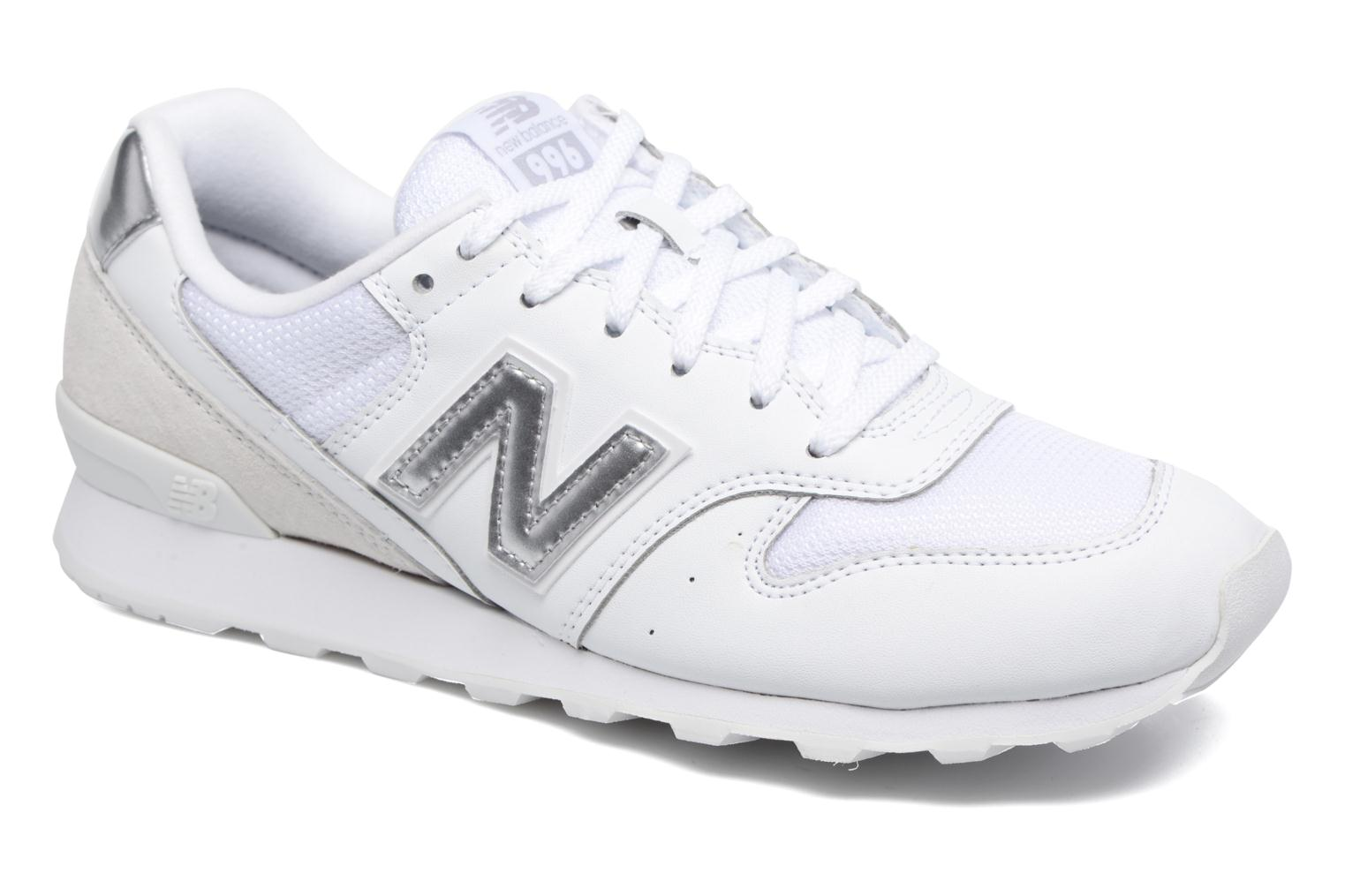 Sneakers New Balance WR996 Wit detail