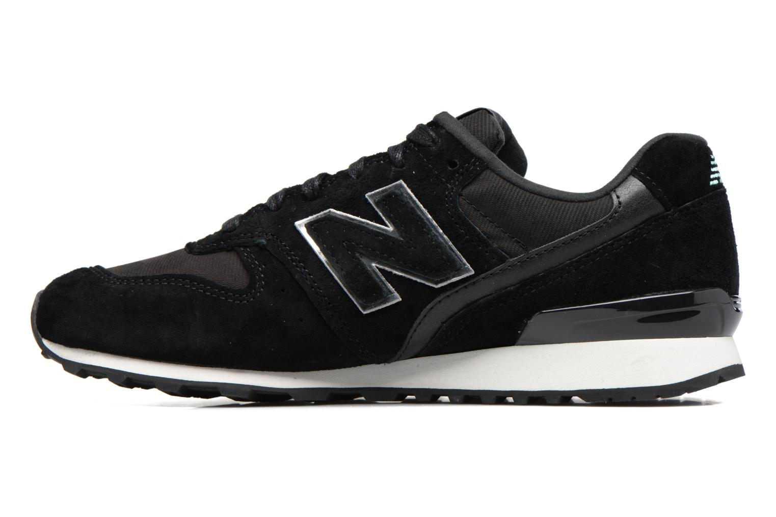 Trainers New Balance WR996 Black front view