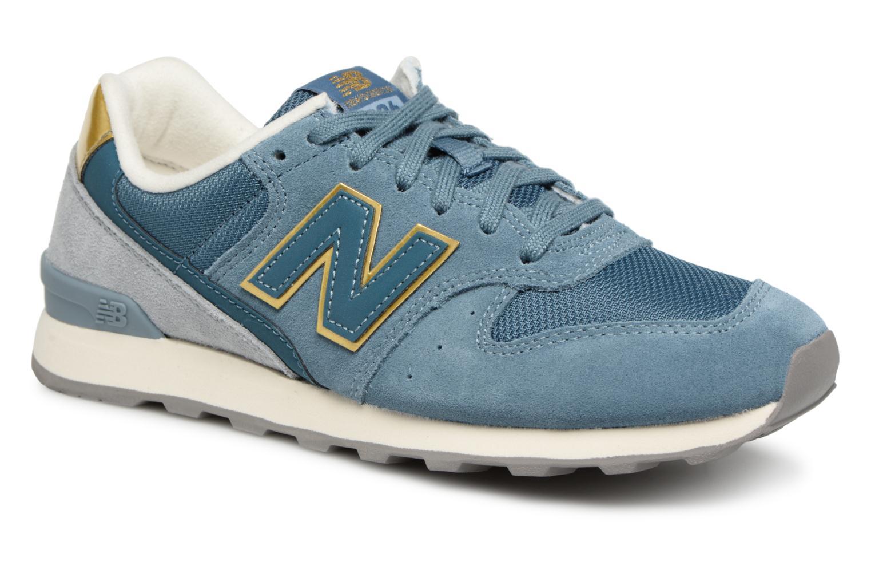 Descuento de la marca New Balance WR996 (Azul) - Deportivas en Más cómodo