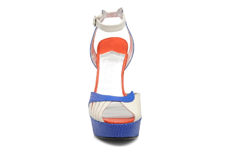 Sandalen Terry de Havilland MARGAUX BI mehrfarbig schuhe getragen