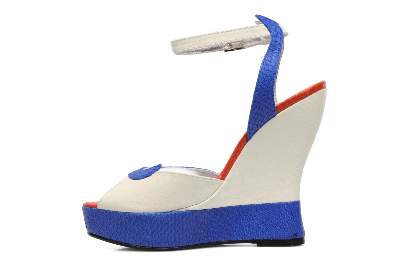 MARGAUX BI White/blue