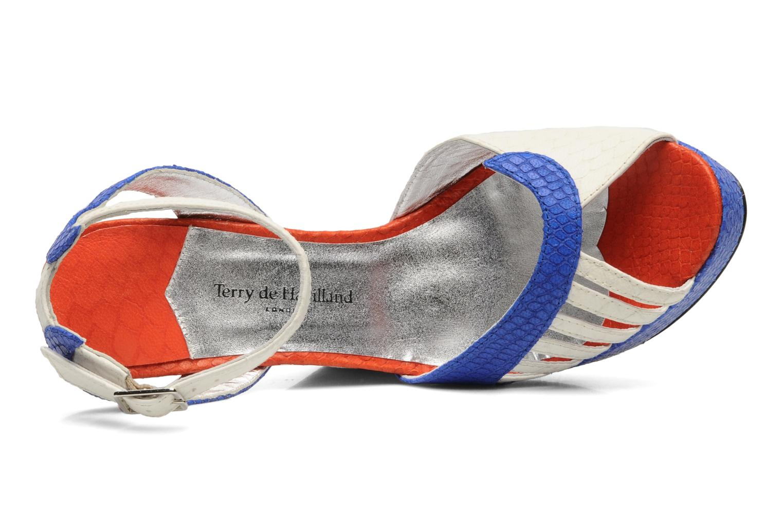 Sandalen Terry de Havilland MARGAUX BI mehrfarbig ansicht von links
