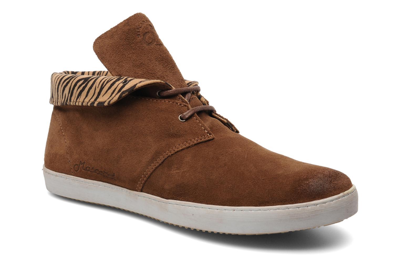 Mascaret Felix (Marron) - Chaussures à lacets chez Sarenza (147655)
