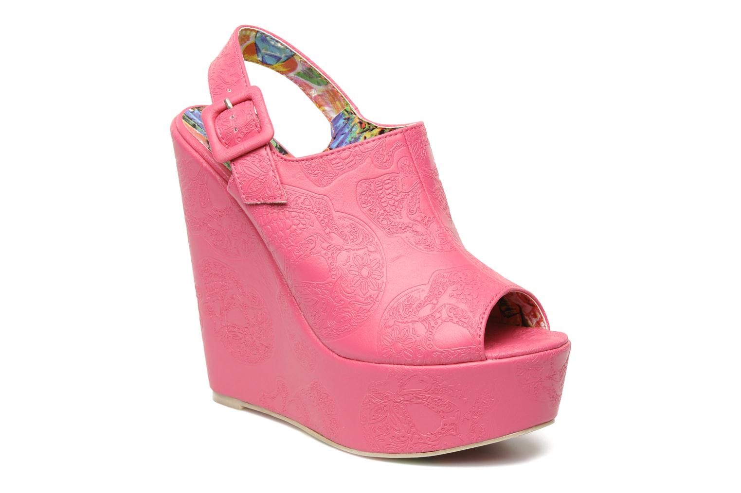 MANSLAYER WEDGE Pink