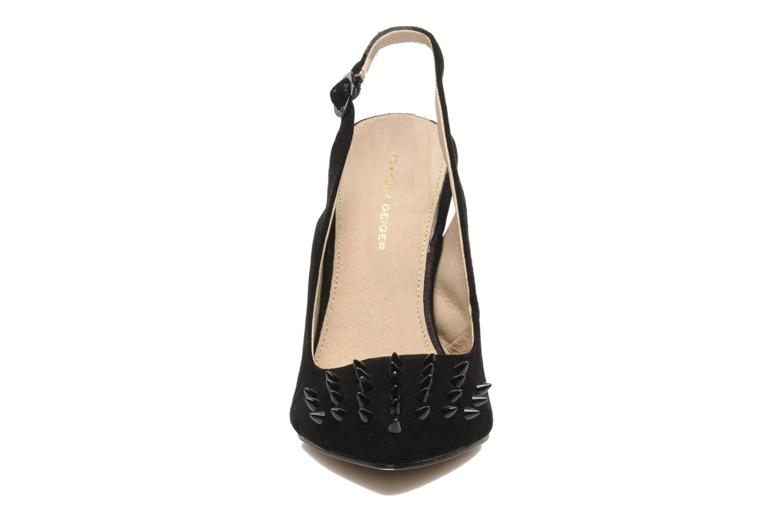 High heels KG By Kurt Geiger Culprit Black model view