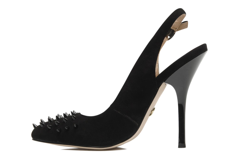 High heels KG By Kurt Geiger Culprit Black front view