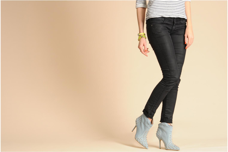 Stiefeletten & Boots KG By Kurt Geiger Wild blau ansicht von unten / tasche getragen