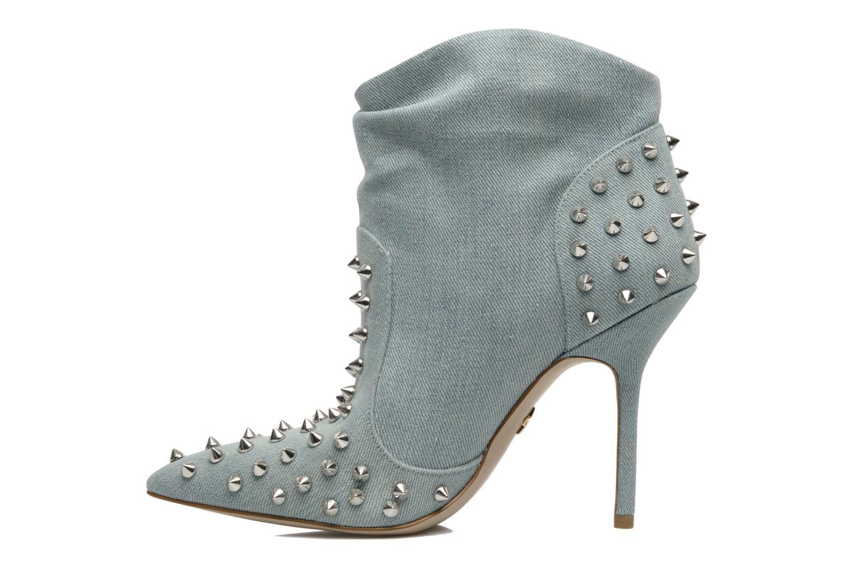 Bottines et boots KG By Kurt Geiger Wild Bleu vue face