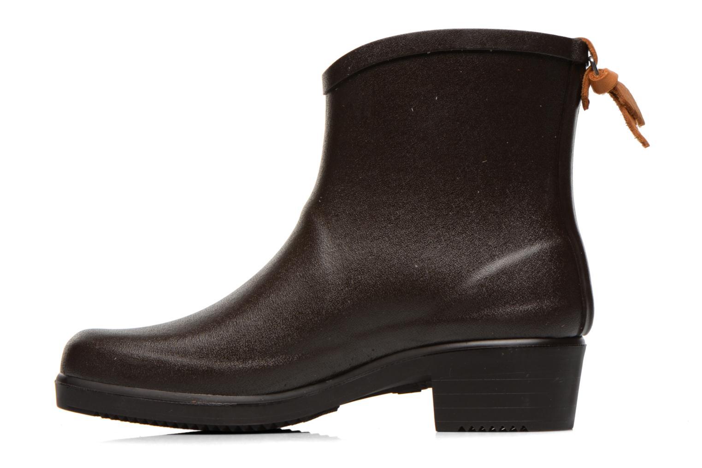 Stiefeletten & Boots Aigle Miss Juliette Bottillon braun ansicht von vorne