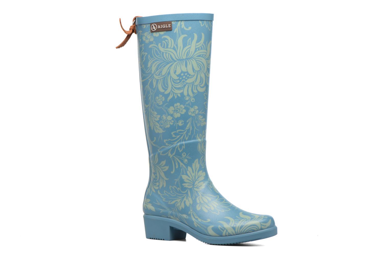 Grandes descuentos últimos zapatos Aigle Miss Juliette A (Azul) - Botas Descuento