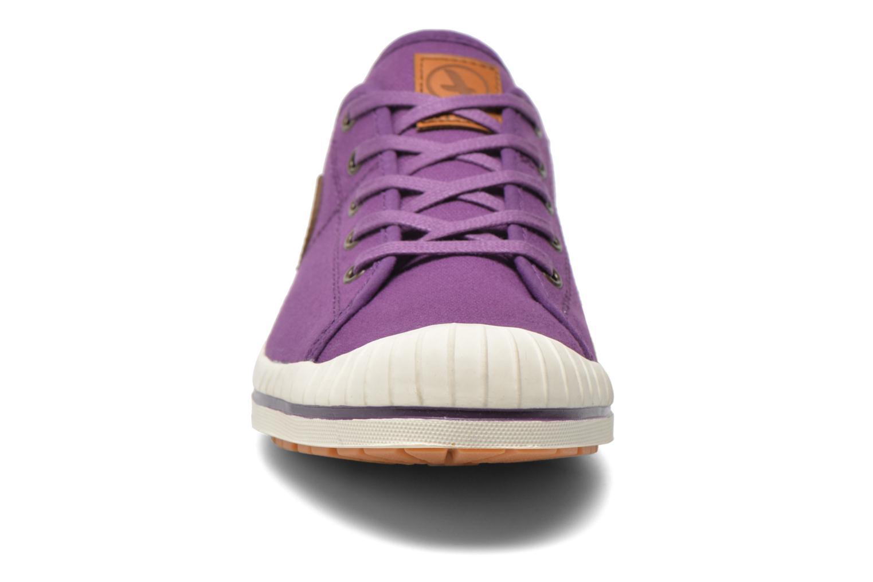 Chaussures de sport Aigle Kitangiri W Violet vue portées chaussures