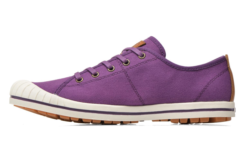 Chaussures de sport Aigle Kitangiri W Violet vue face