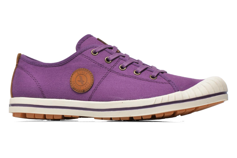 Chaussures de sport Aigle Kitangiri W Violet vue derrière