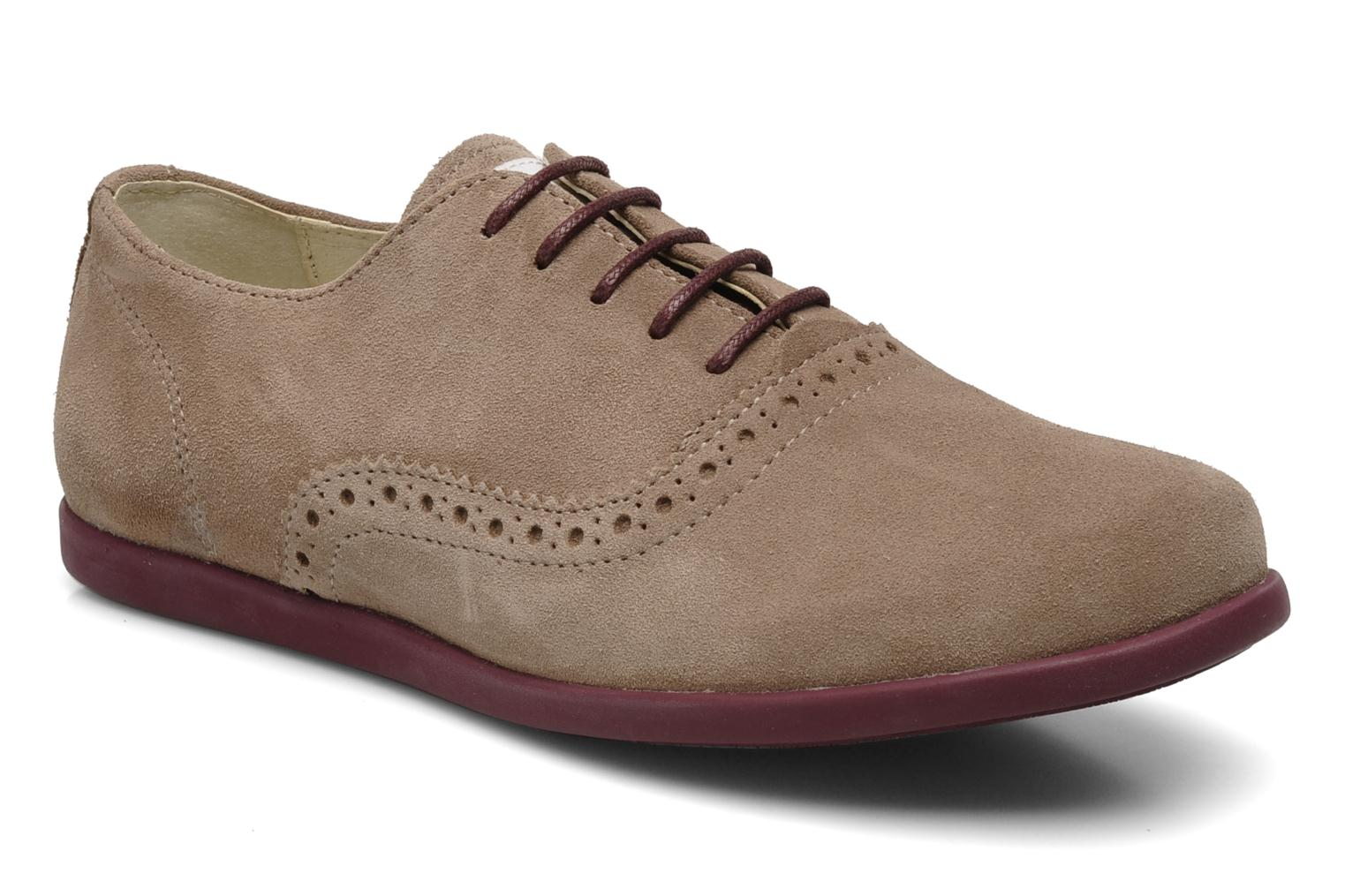 Veterschoenen Corniche by trickers Larry CM1000 Beige detail
