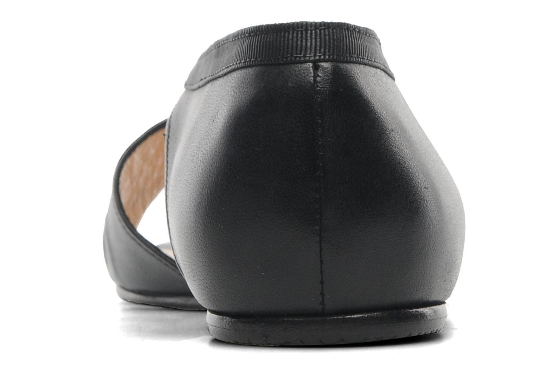 Sandales et nu-pieds MySuelly Romane Noir vue droite