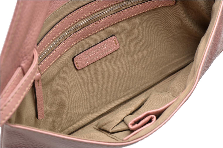 Handtassen Loxwood Pochette Lana Roze achterkant