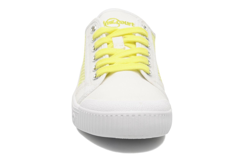 Sneaker Spring Court G2 net weiß schuhe getragen