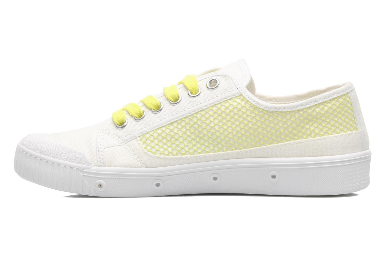 Sneakers Spring Court G2 net Wit voorkant