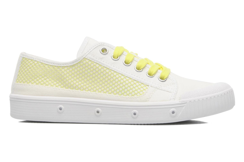 Sneakers Spring Court G2 net Wit achterkant