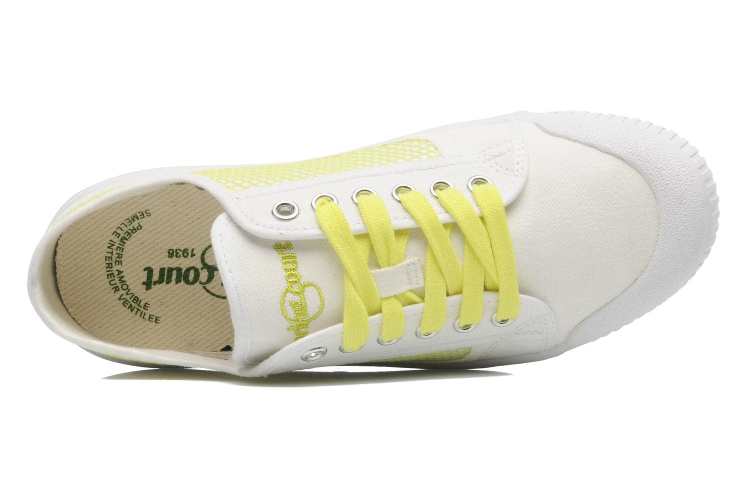 Sneakers Spring Court G2 net Wit links