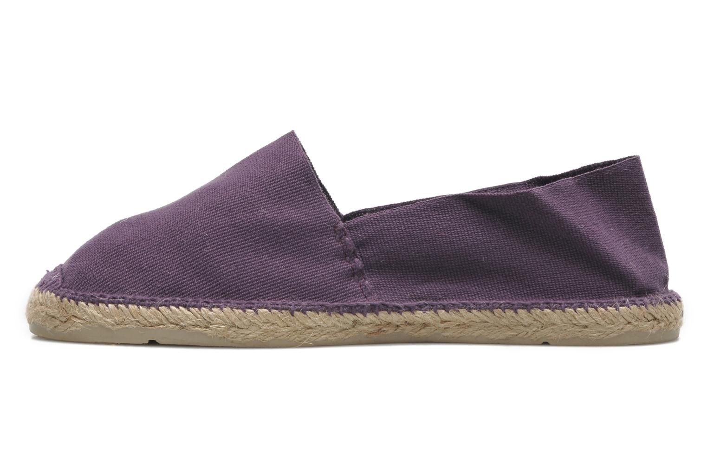 VP espadrille violet quetsche