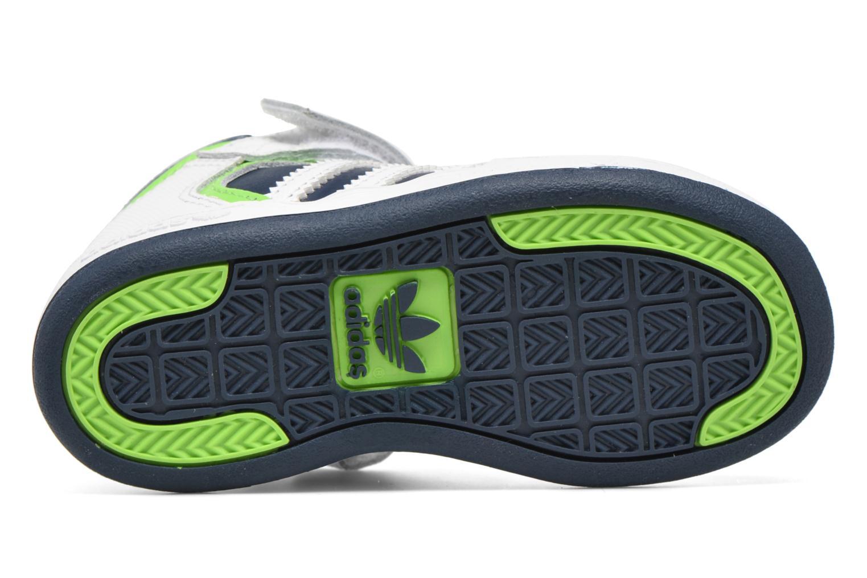 Sneaker Adidas Originals Varial Mid I weiß ansicht von oben