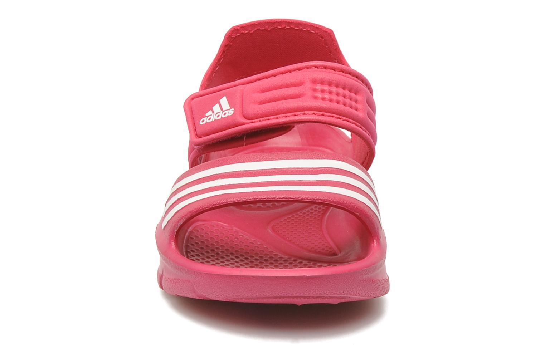 Sandales et nu-pieds Adidas Performance Akwah 8 I Rose vue portées chaussures