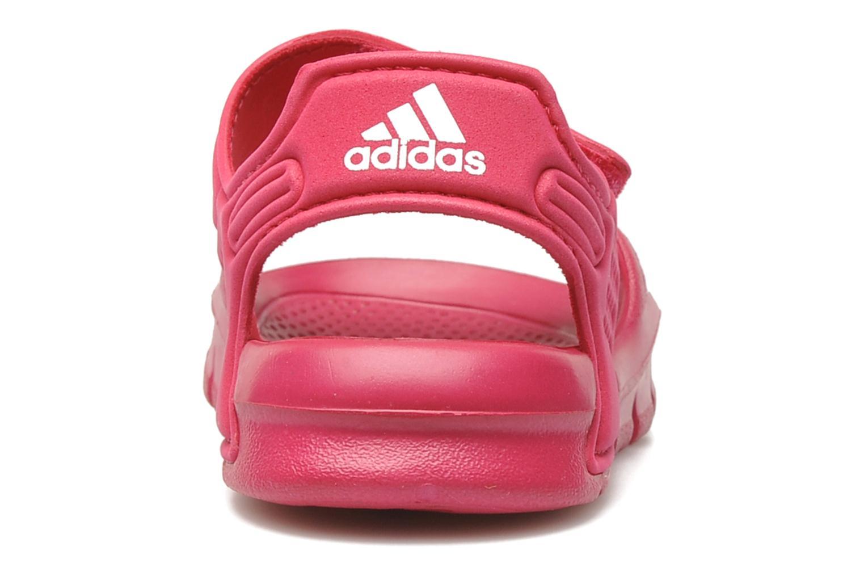 Sandales et nu-pieds Adidas Performance Akwah 8 I Rose vue droite