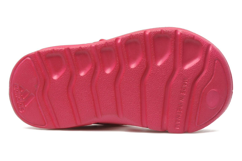 Sandalen Adidas Performance Akwah 8 I rosa ansicht von oben