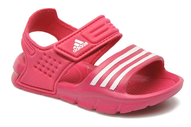 Sandales et nu-pieds Adidas Performance Akwah 8 I Rose vue détail/paire