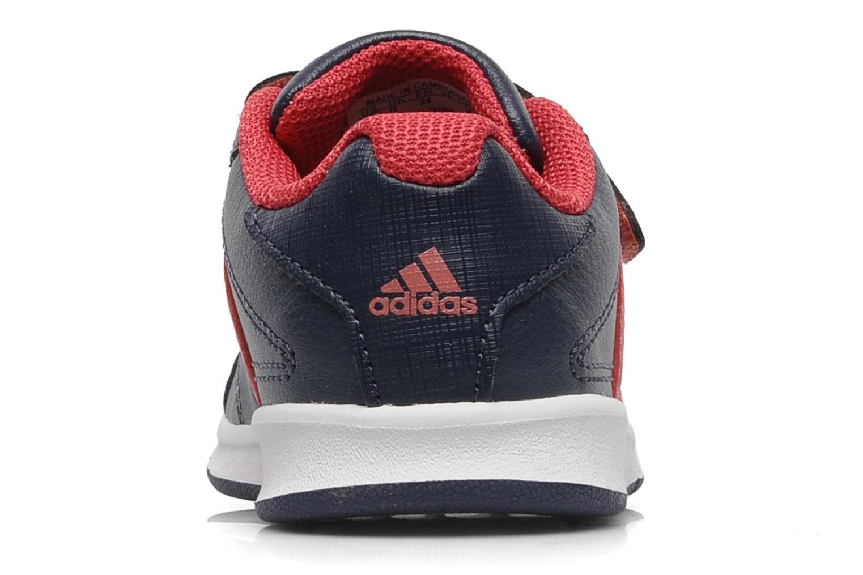 Sneaker Adidas Performance LK Trainer 5 CF I blau ansicht von rechts