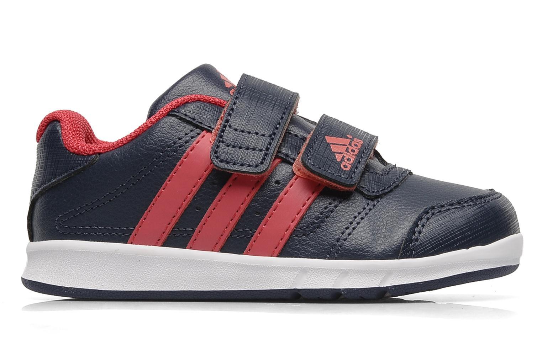Sneaker Adidas Performance LK Trainer 5 CF I blau ansicht von hinten