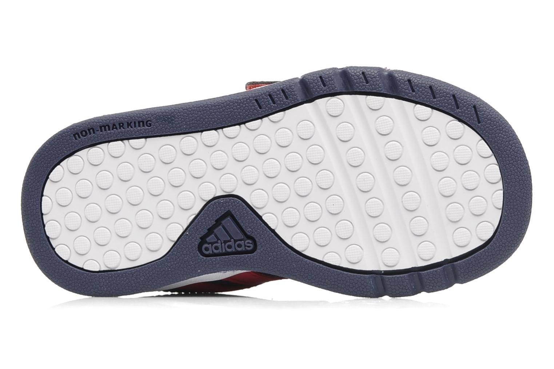 Sneaker Adidas Performance LK Trainer 5 CF I blau ansicht von oben