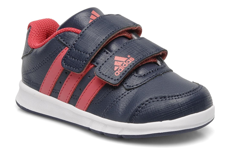 Sneaker Adidas Performance LK Trainer 5 CF I blau detaillierte ansicht/modell