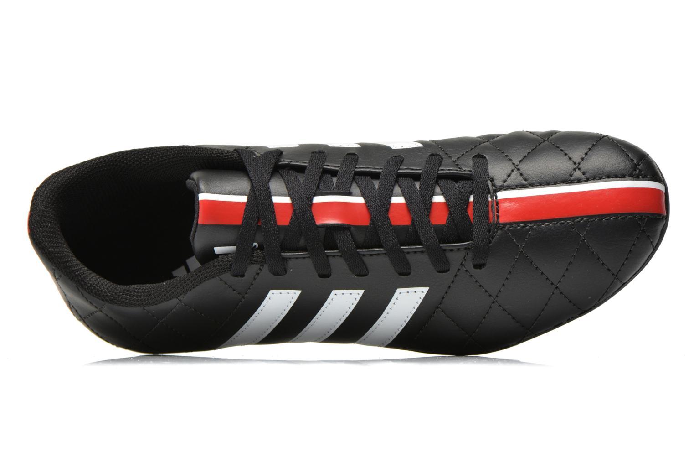 Sportschoenen Adidas Performance 11Questra Fg Zwart links