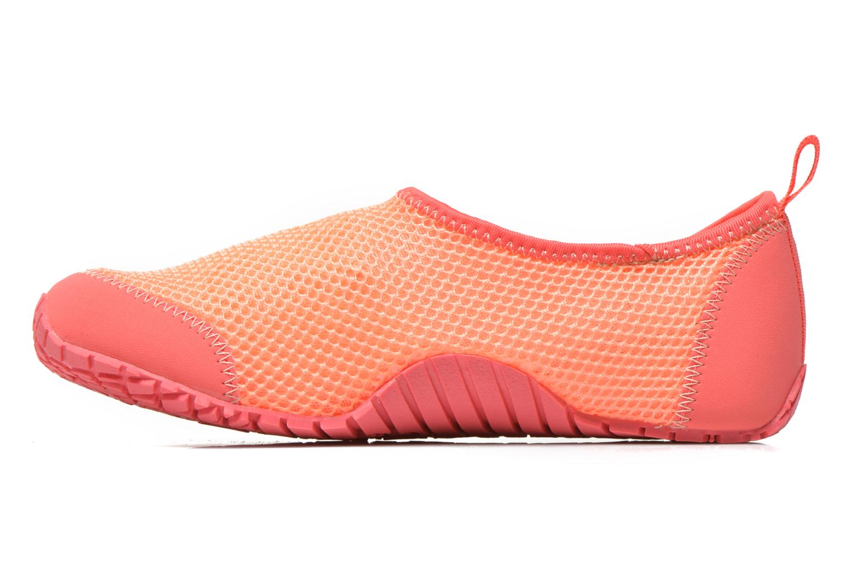 Sportschoenen Adidas Performance KUROBE K Oranje voorkant