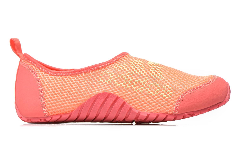 Sportschoenen Adidas Performance KUROBE K Oranje achterkant