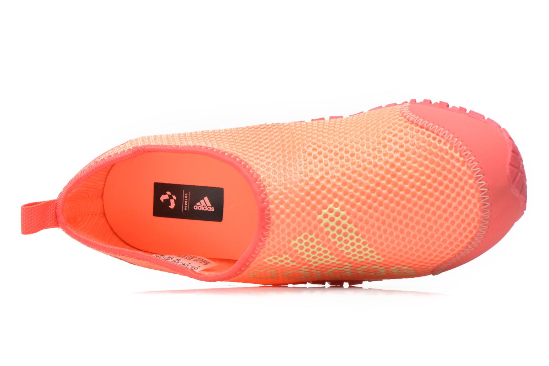 Sportschoenen Adidas Performance KUROBE K Oranje links