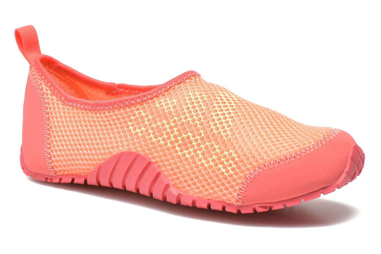 Sportschoenen Adidas Performance KUROBE K Oranje detail