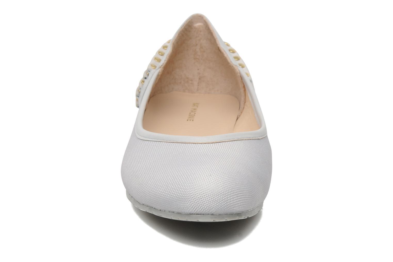 Ballerines Kat Maconie ROSA Gris vue portées chaussures