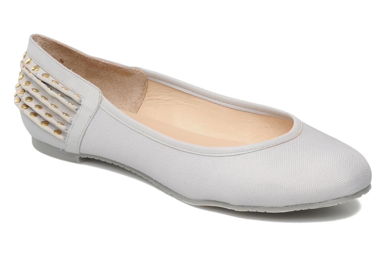 Ballet pumps Kat Maconie ROSA Grey detailed view/ Pair view