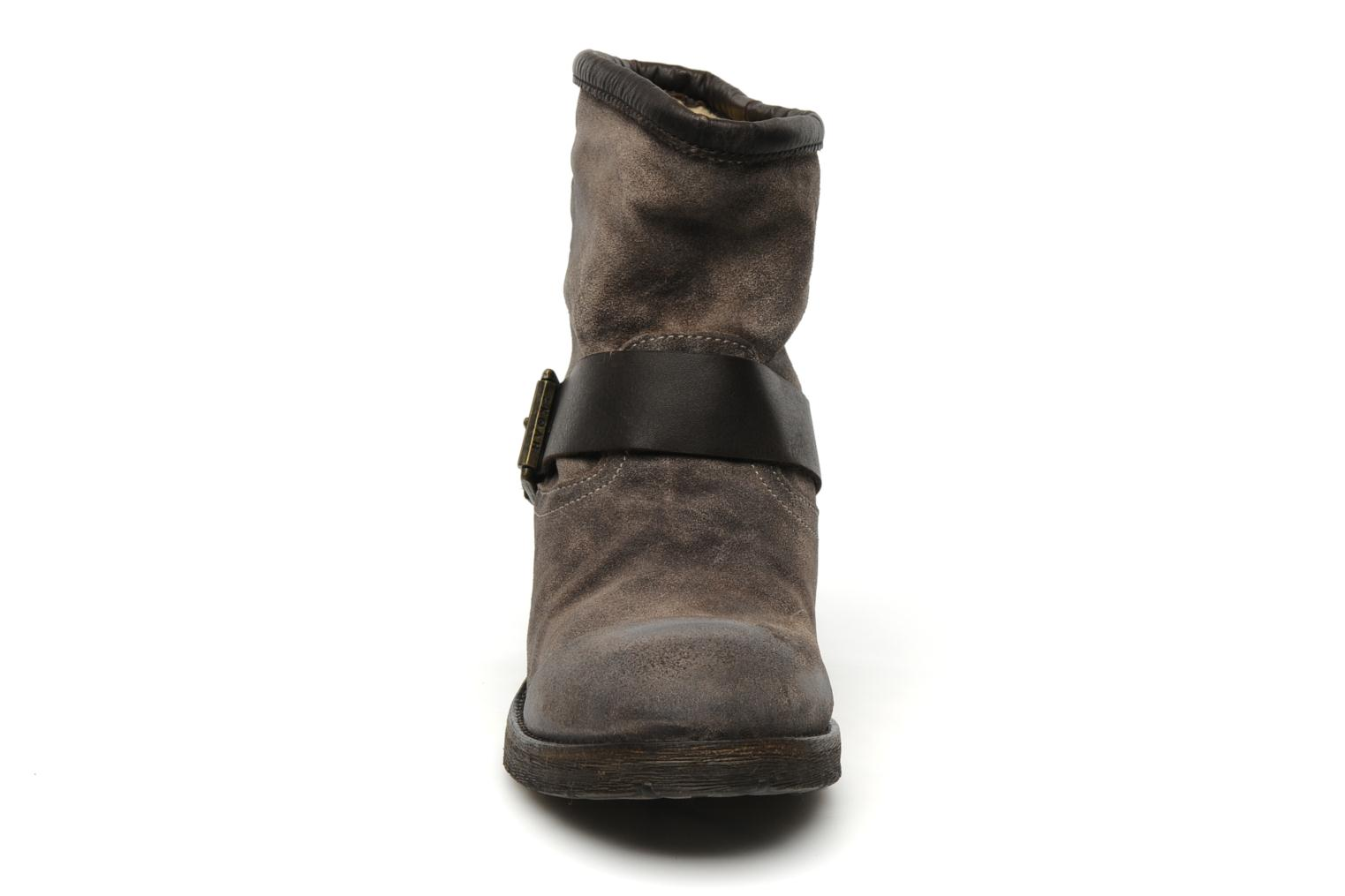 Ankle boots Koah Breeze Brown model view