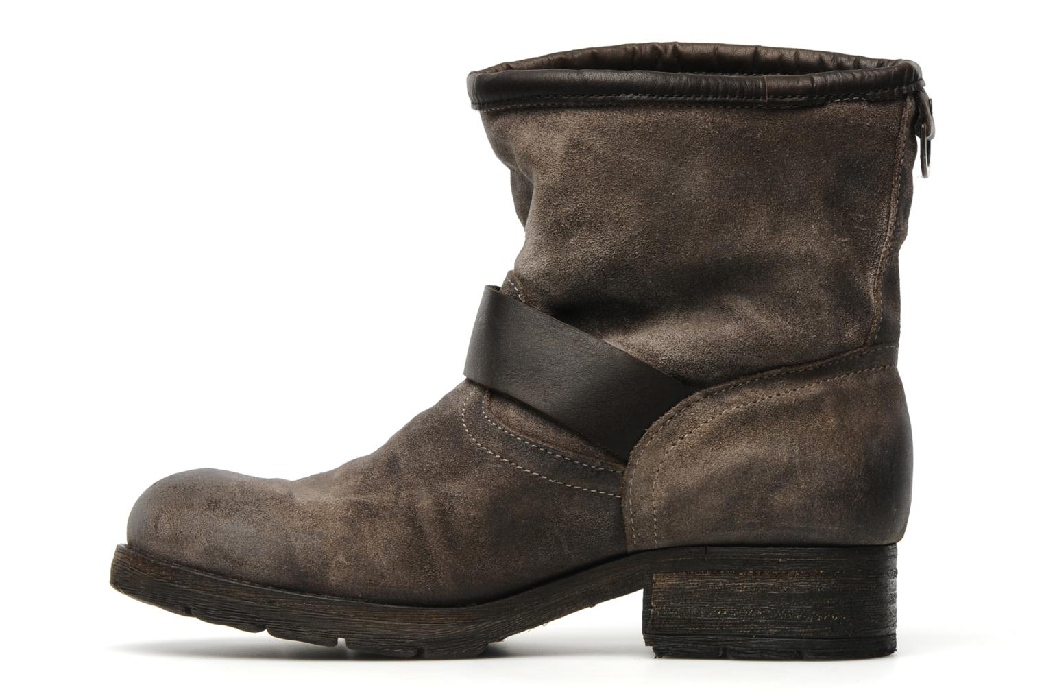 Ankle boots Koah Breeze Brown front view