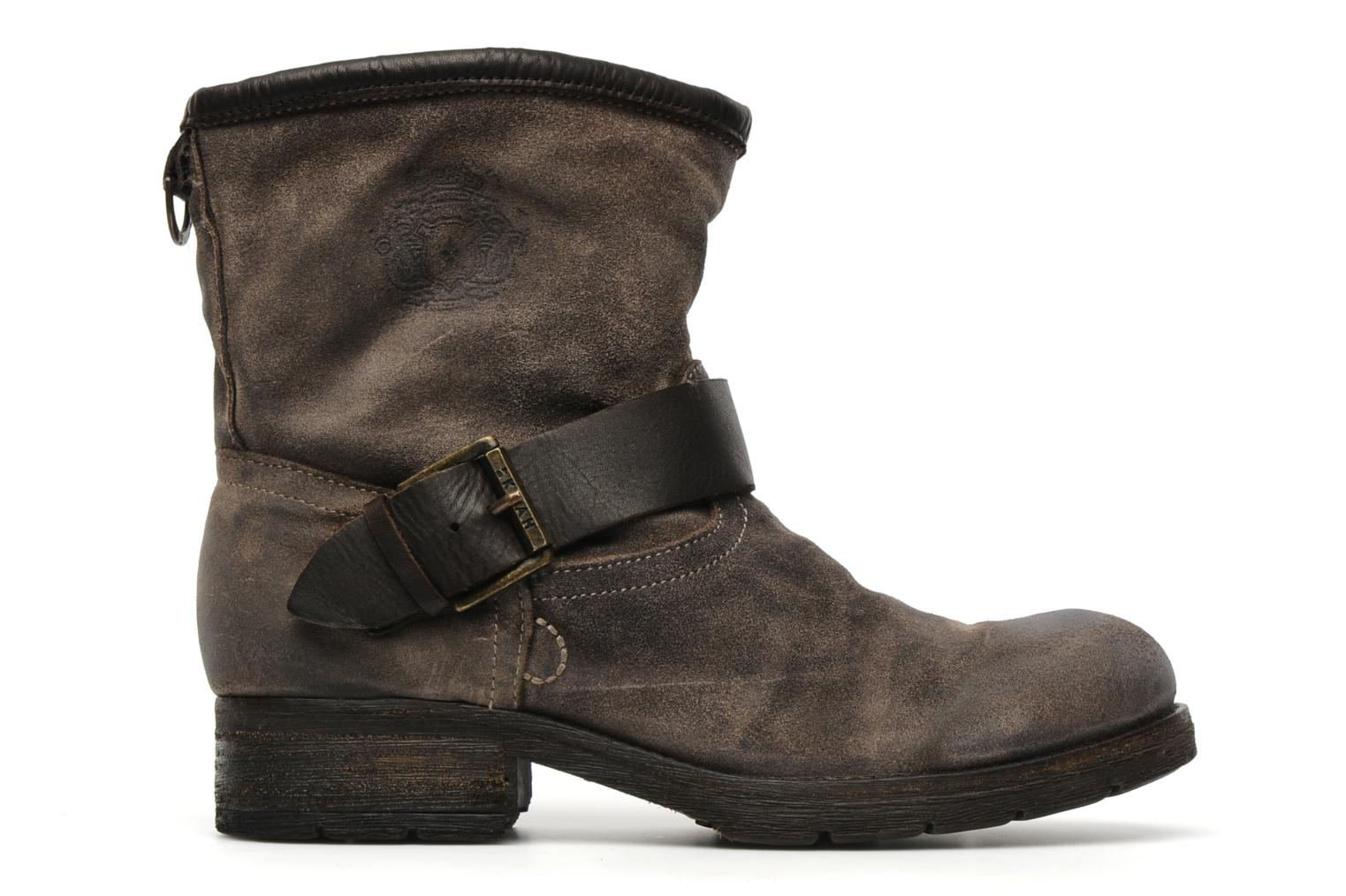 Ankle boots Koah Breeze Brown back view