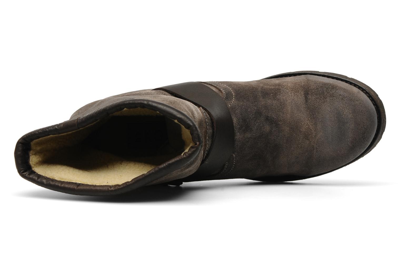 Bottines et boots Koah Breeze Marron vue gauche