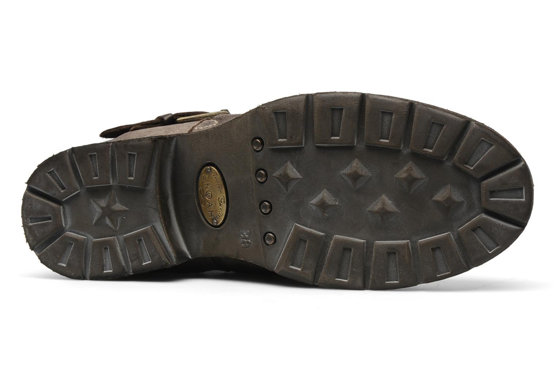 Boots en enkellaarsjes Koah Breeze Bruin boven